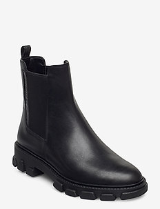 RIDLEY BOOTIE - chelsea boots - black