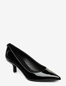 KATERINA FLEX KITTEN PUMP - BLACK