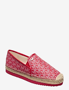 HASTINGS SLIP ON - lage espadrilles - bright red