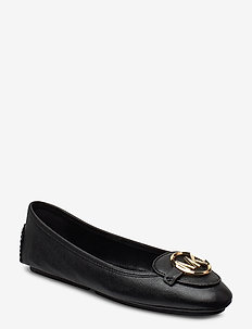 LILLIE MOC - ballerinas - black
