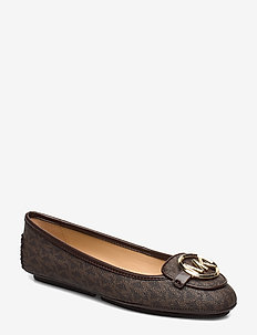 LILLIE MOC - BROWN