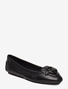 LILLIE MOC - ballerinaer - black