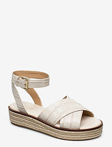 ABBOTT SANDAL - lt cream