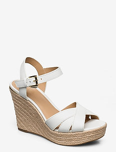 SUZETTE WEDGE - optic white