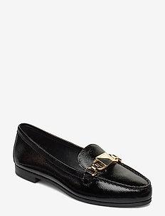 EMILY LOAFER - loafers - black