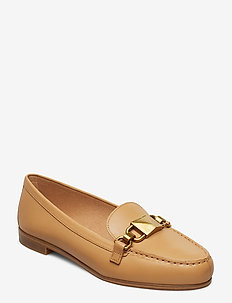 EMILY LOAFER - loafers - peanut
