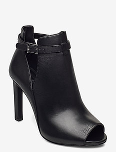LAWSON OPEN TOE - klassiske pumps - black