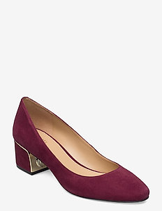 LANA PUMP - klassiska pumps - dark berry
