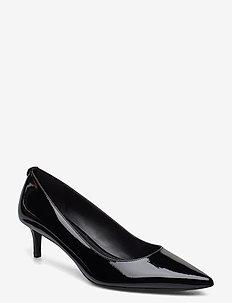 SARA FLEX KITTEN PUMP - classic pumps - black