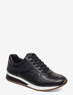 ALLIE WRAP TRAINER - low top sneakers - black