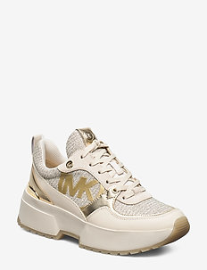 BALLARD TRAINER - PALE GOLD