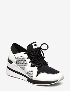 LIV TRAINER - BLK/OPTICWHT