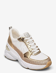 MICKEY TRAINER - lage sneakers - opt/gold