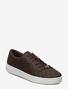 KEATON LACE UP - lage sneakers - brown