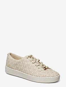 KEATON LACE UP - lage sneakers - vanilla