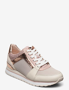 BILLIE TRAINER - lave sneakers - sftpnk multi
