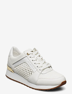 BILLIE TRAINER - lave sneakers - optic white