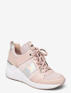 GEORGIE TRAINER - chunky sneakers - soft pink