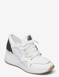 LIV TRAINER - chunky sneakers - opwht multi