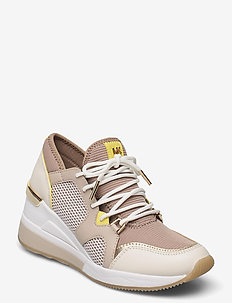 LIV TRAINER - lage sneakers - truffle mlti