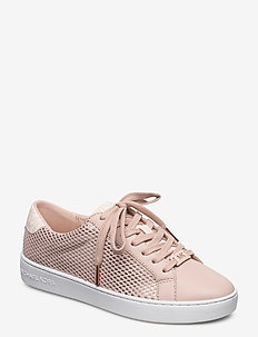 IRVING LACE UP - SOFT PINK