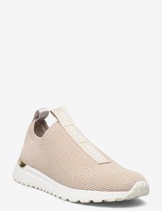 BODIE SLIP ON - slip-on sneakers - light sand