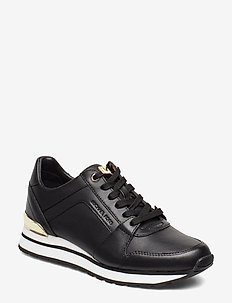 BILLIE TRAINER - baskets basses - black