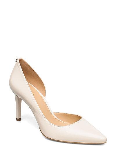 Dorothy Flex Dorsay Shoes Heels Pumps Classic Creme MICHAEL KORS SHOES