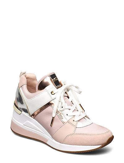 Georgie Trainer Niedrige Sneaker Pink MICHAEL KORS SHOES