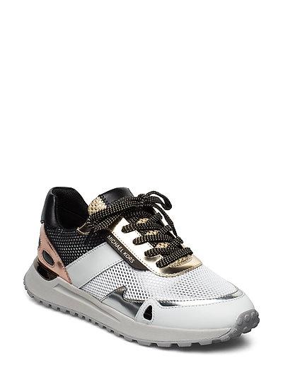 Monroe Trainer Niedrige Sneaker Weiß MICHAEL KORS SHOES