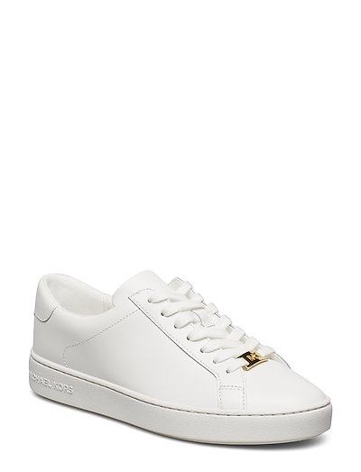 Irving Lace Up Niedrige Sneaker Weiß MICHAEL KORS SHOES