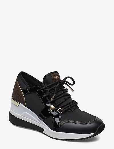 LIV TRAINER - sneakers med lav ankel - black
