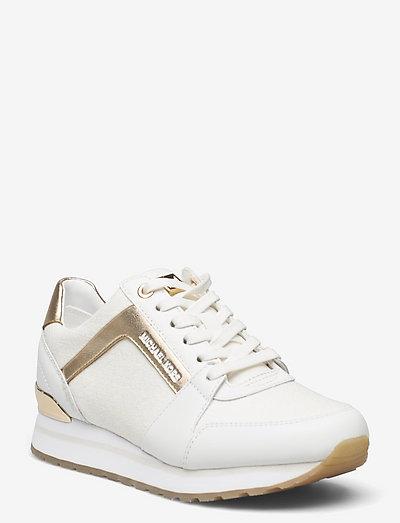 BILLIE TRAINER - lage sneakers - opt/plgold