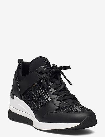 GEORGIE TRAINER - lage sneakers - black
