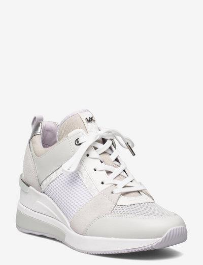 GEORGIE TRAINER - lage sneakers - lvndr mist