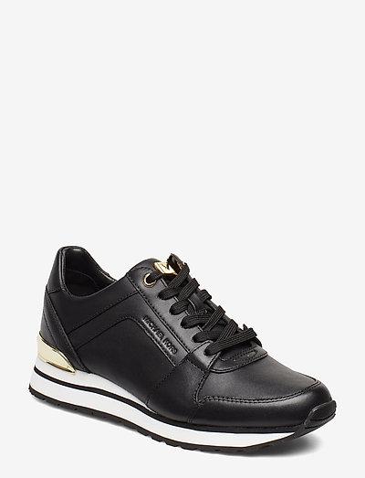 BILLIE TRAINER - sneakers med lav ankel - black
