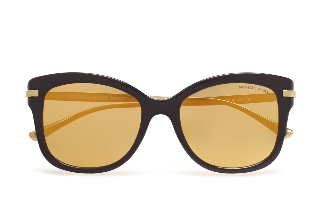 Michael Kors Sunglasses D-frame - BLACK