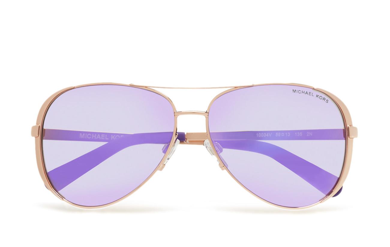 82acd81a1 Chelsea (Rose Gold-tone) (£109) - Michael Kors Sunglasses - | Boozt.com