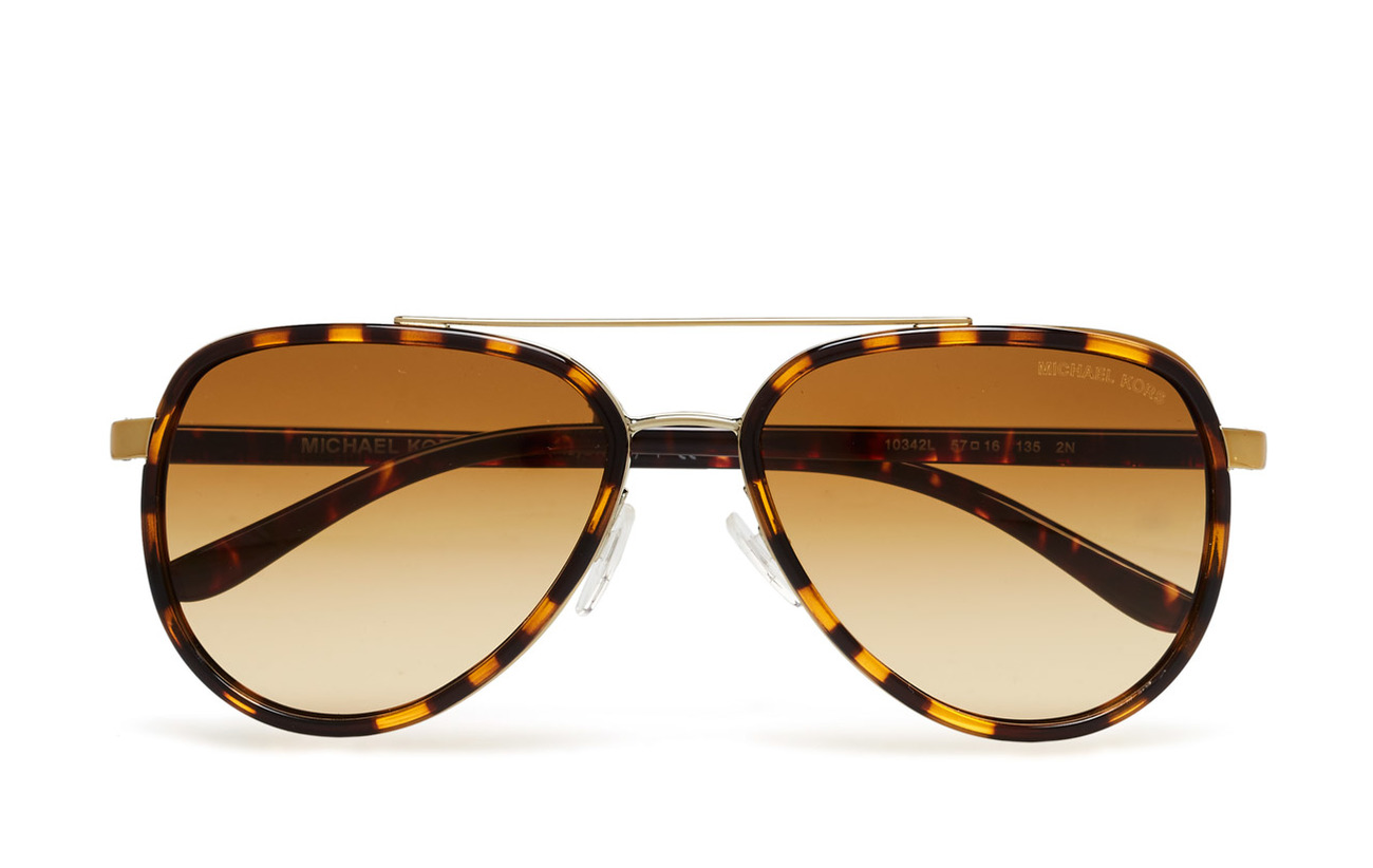 Michael Kors Sunglasses PLAYA NORTE - TORTOISE/ GOLD