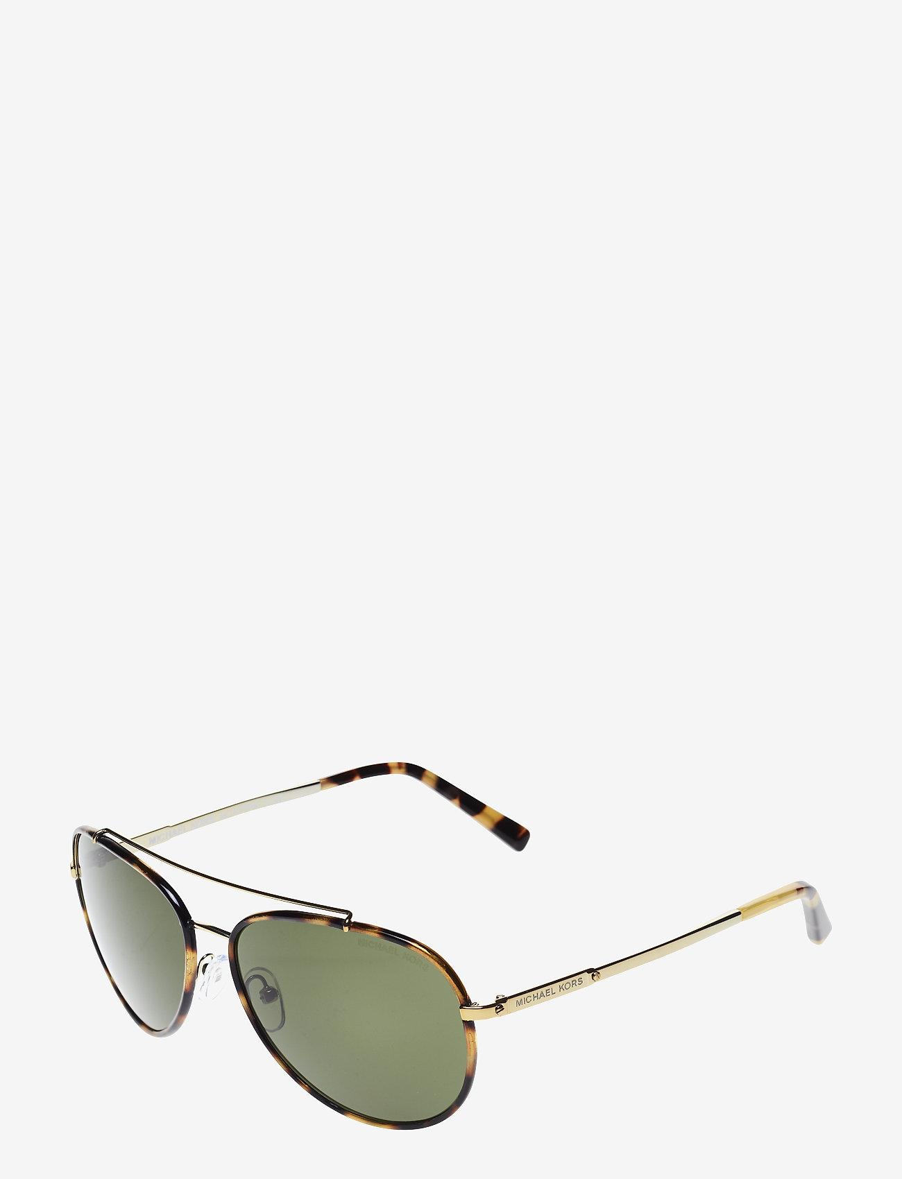 Michael Kors Sunglasses - Aviator - pilot - tokyo tortoise/gold-tone - 1