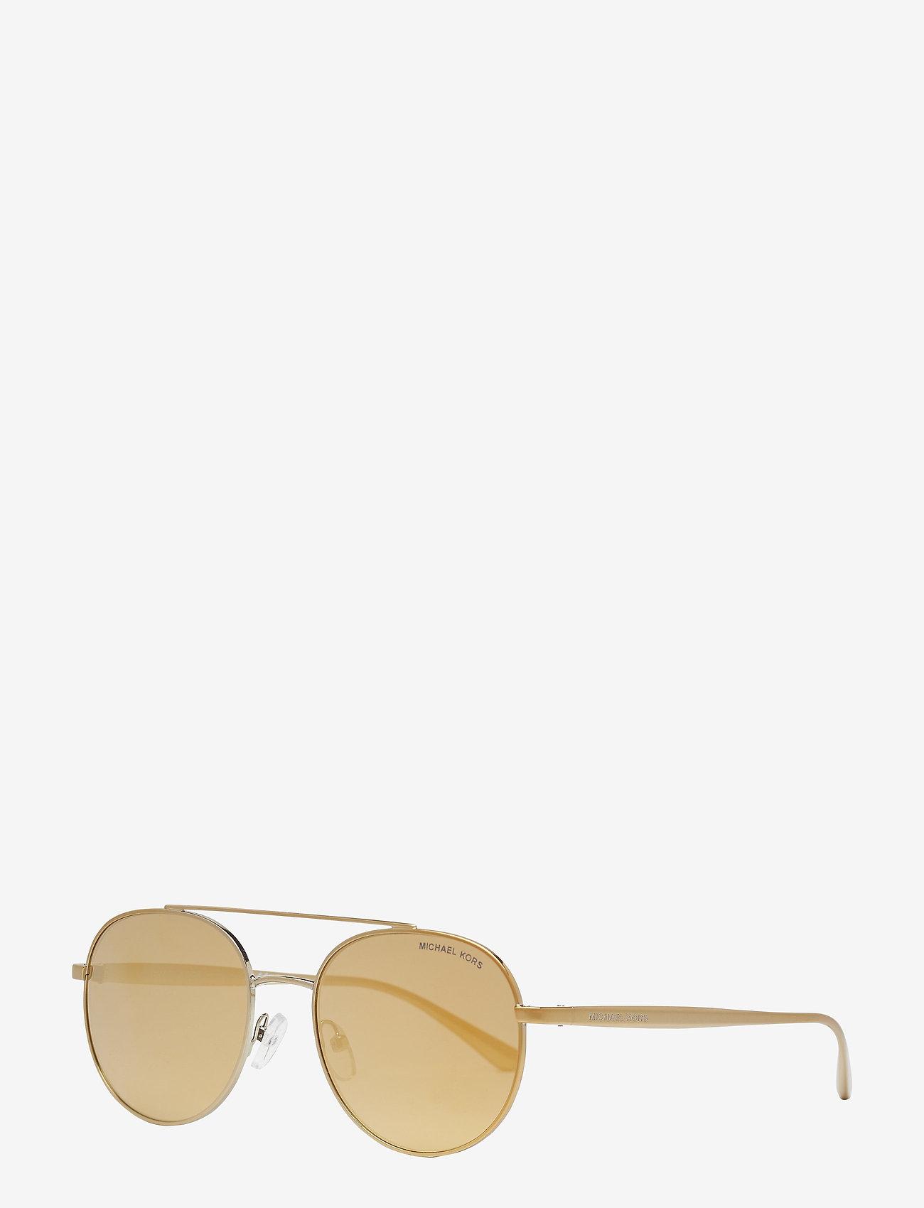 Michael Kors Sunglasses - Aviator - pilot - gold-tone - 1