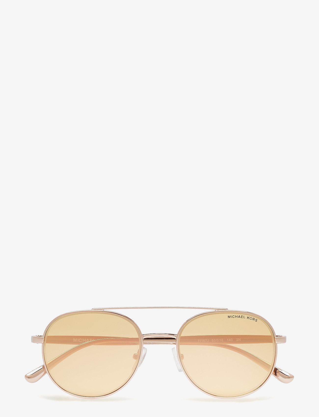 Michael Kors Sunglasses - Aviator - pilot - rose gold tone - 0