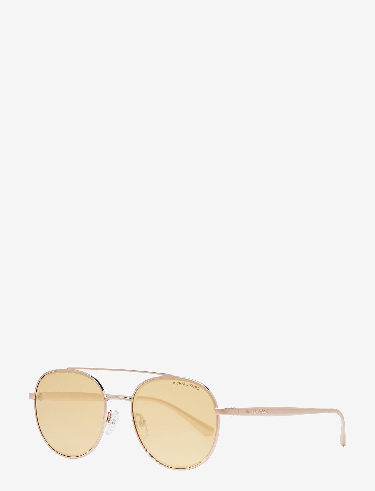 Michael Kors Sunglasses - Aviator - pilot - rose gold tone - 1