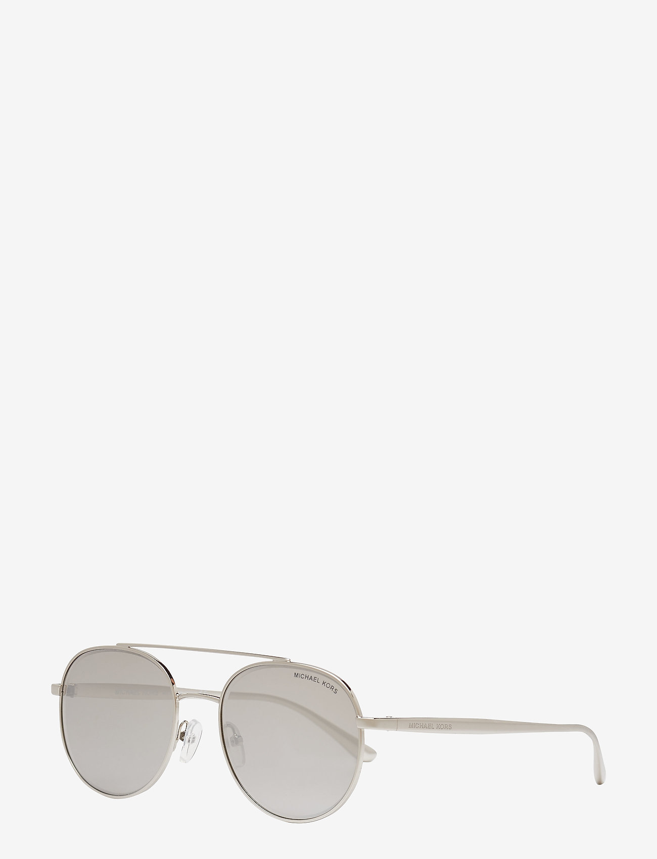 Michael Kors Sunglasses - Aviator - okulary przeciwsłoneczne aviator - silver - 1