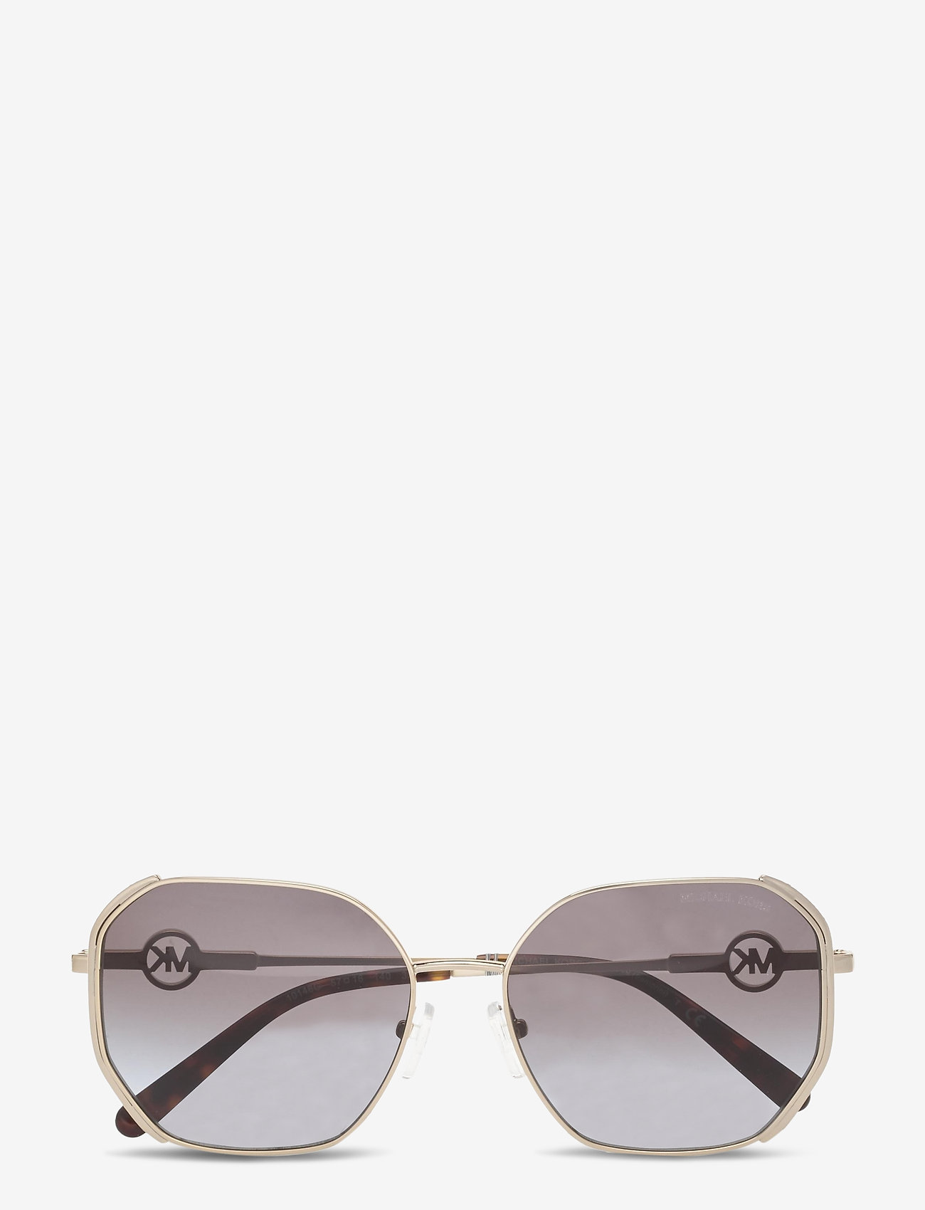 Michael Kors Sunglasses - SANTORINI - rechthoekig model - dark grey gradient - 0