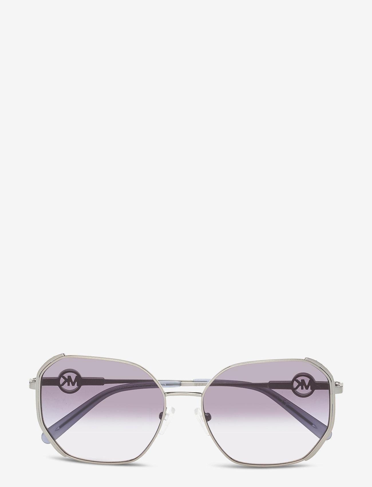 Michael Kors Sunglasses - SANTORINI - rechthoekig model - navy pink gradient - 0