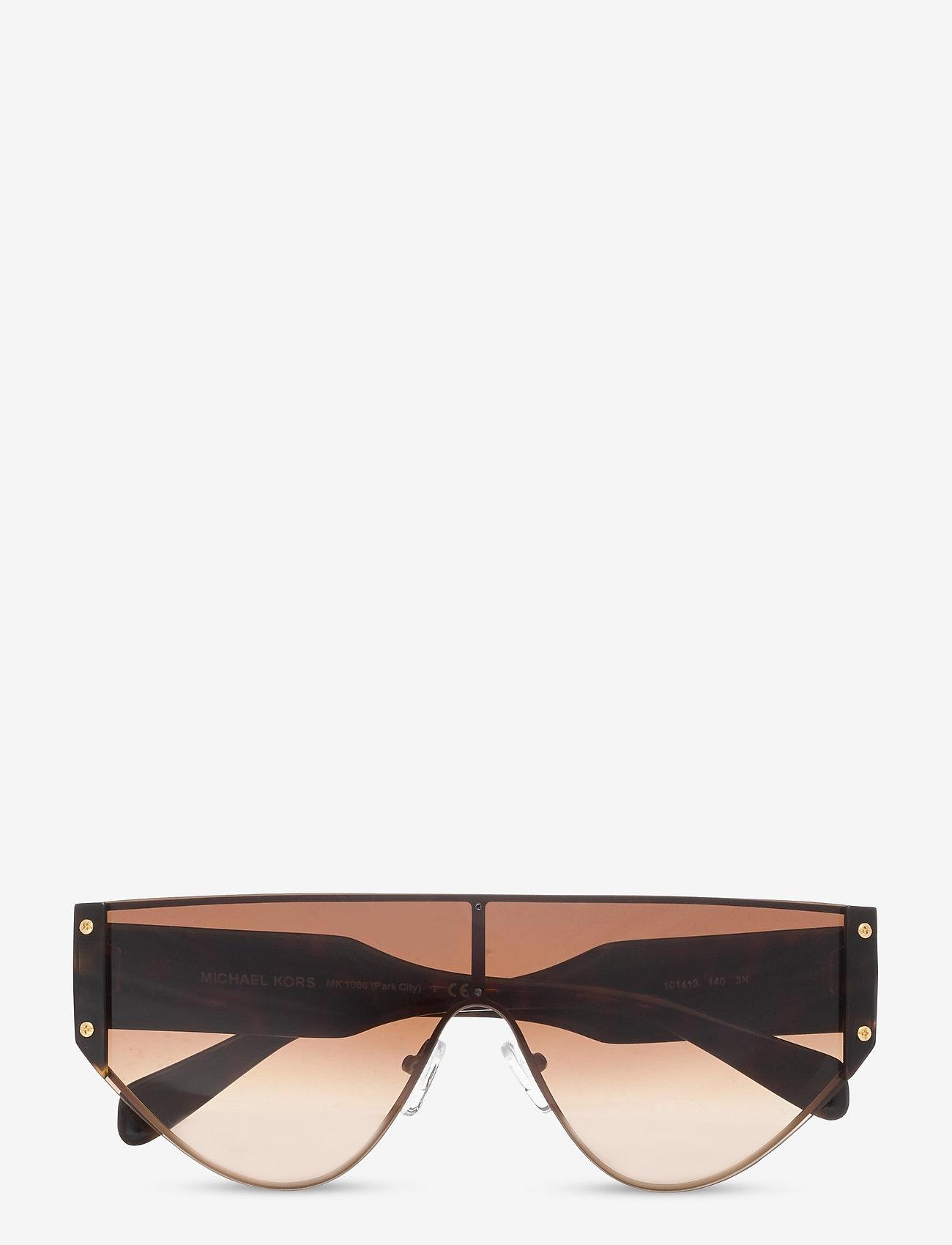 Michael Kors Sunglasses - PARK CITY - pilot - brown gradient - 0