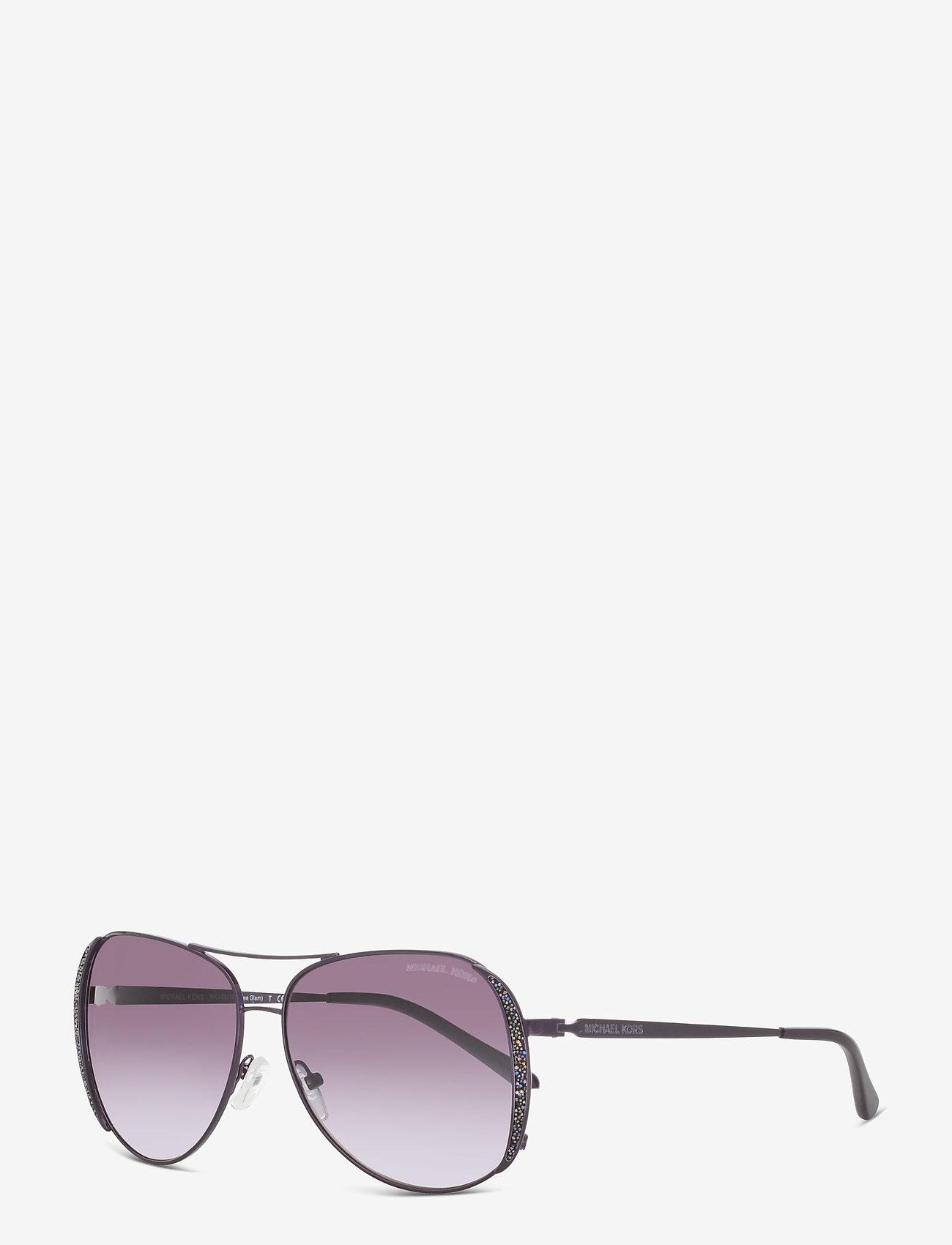 Michael Kors Sunglasses - CHELSEA GLAM - pilot - iris clear gradient - 1