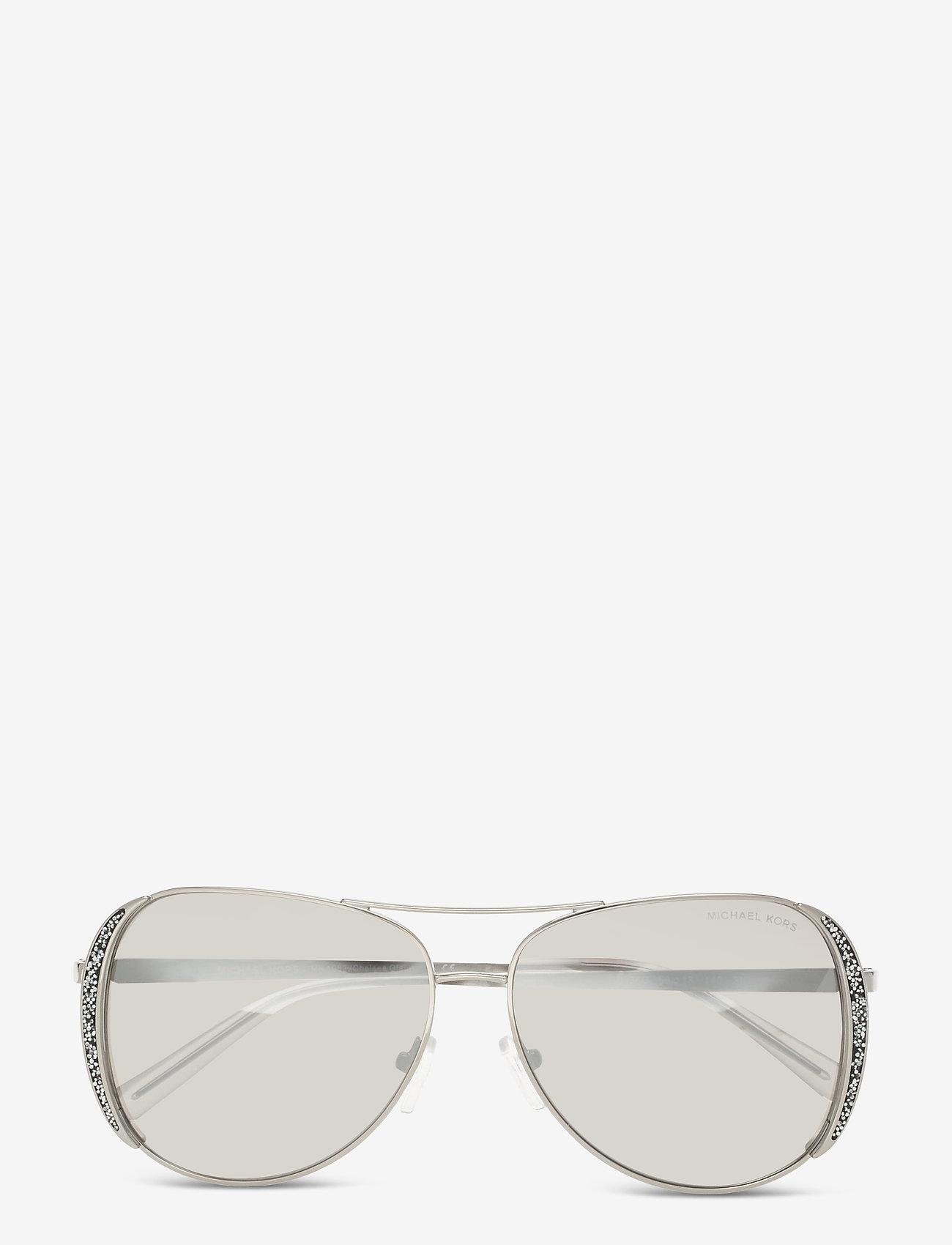 Michael Kors Sunglasses - CHELSEA GLAM - pilot - silver mirror - 0