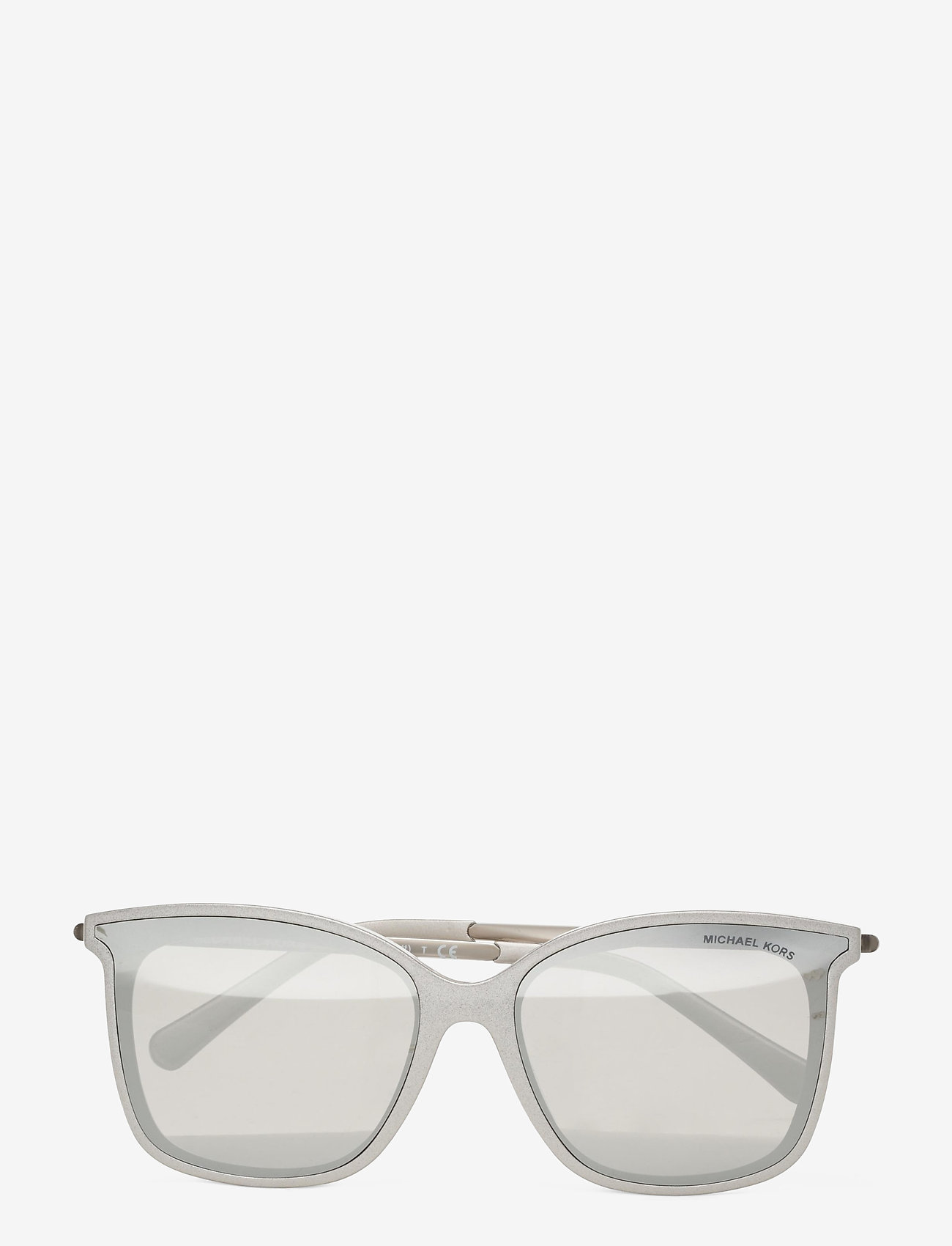 Michael Kors Sunglasses - ZERMATT - wayfarer - silver mirror - 0